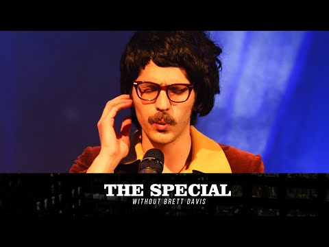 Wally Whistle (Colin Burgess) on The Special Without Brett Davis