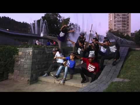 Locking 4 life: Chile 2016