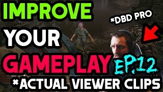 Improving Your Gameplay   Dead by Daylight Gameplay Review   Console Nurse Oh God Why