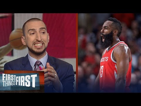 Nick Wright on Houston defeating Portland: The Rockets are title favorites   FIRST THINGS FIRST