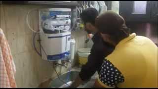 Aquafresh RO Installation