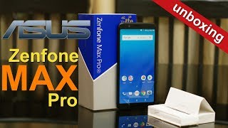 Asus Zenfone Max pro M1 unboxing, Max-Box, specification, price in India is Rs. 10,999