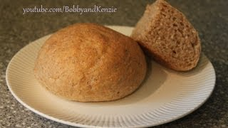 Whole Wheat Rosemary Olive Oil Bread - Pinned It, Did It  #01 : : VEDA #1 Thumbnail