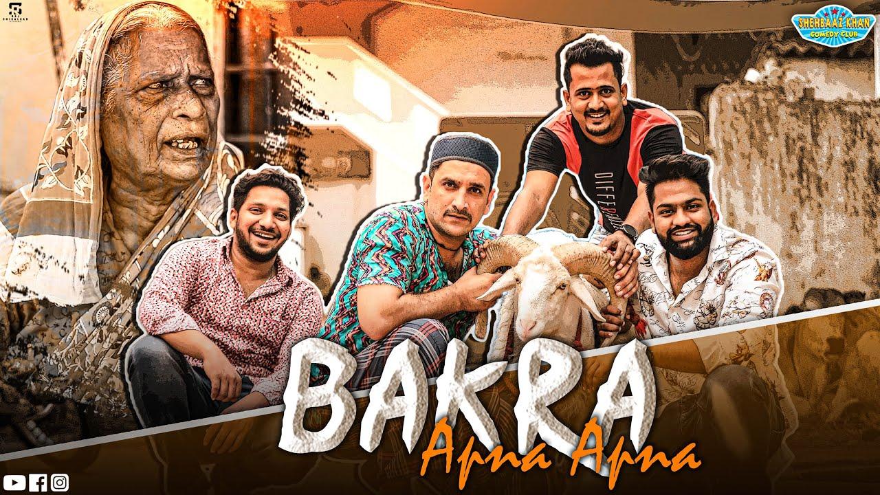 Bakra Apna Apna | Eid Special | Shehbaaz Khan And Team