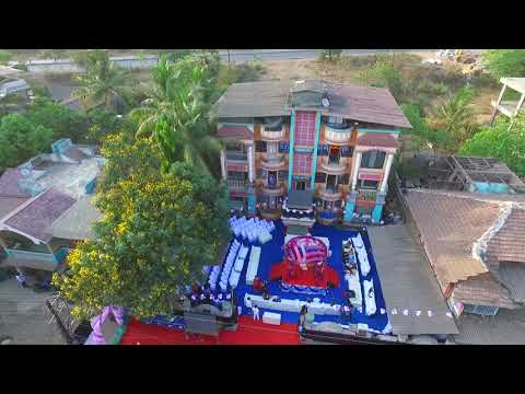 Pooja babalu engagement #droneview