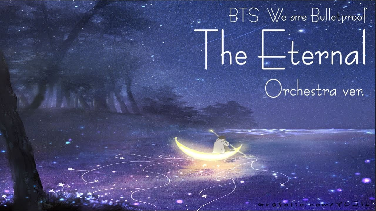 BTS We Are Bulletproof The Eternal Orchestral Cover