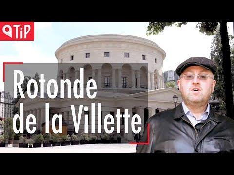 Travel in Paris 1: Rotonde de La Villette