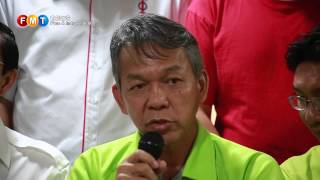 Wong Tack to contest Bentong on DAP ticket