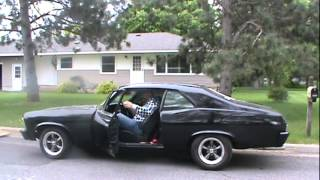 1970 chevy nova  with new 383 stroker