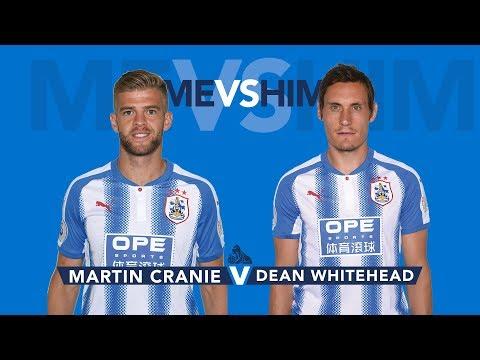 ME VS HIM: Martin Cranie vs Dean Whitehead