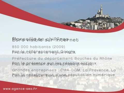 Référencement Marseille - Agence Référencement Basée à Marseille