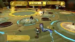 Ratchet And Clank 3 Qwarktastic Battle Gameplay [Annihilation Nation]