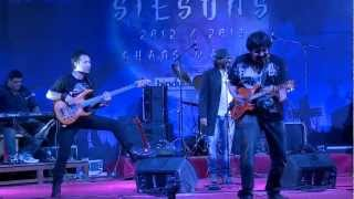 """AGNEE"" LIVE @ ""SIESONS 12-13"" , SIES College (Nerul)...."