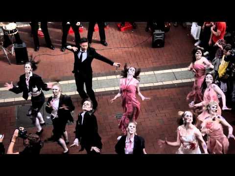 Thriller Flash Mob - Connor McKeon