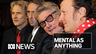 Mental As Anything founder Andrew 'Greedy' Smith dies | ABC News