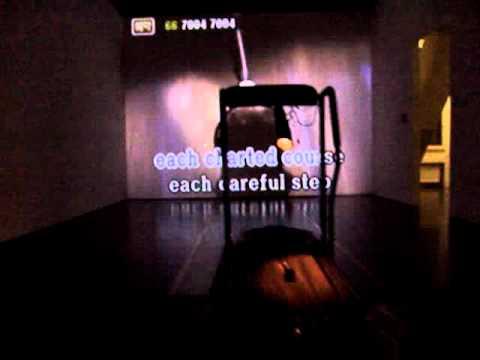 2007 Homage of Nam-Jun Pack karaoke. At Z.K.M