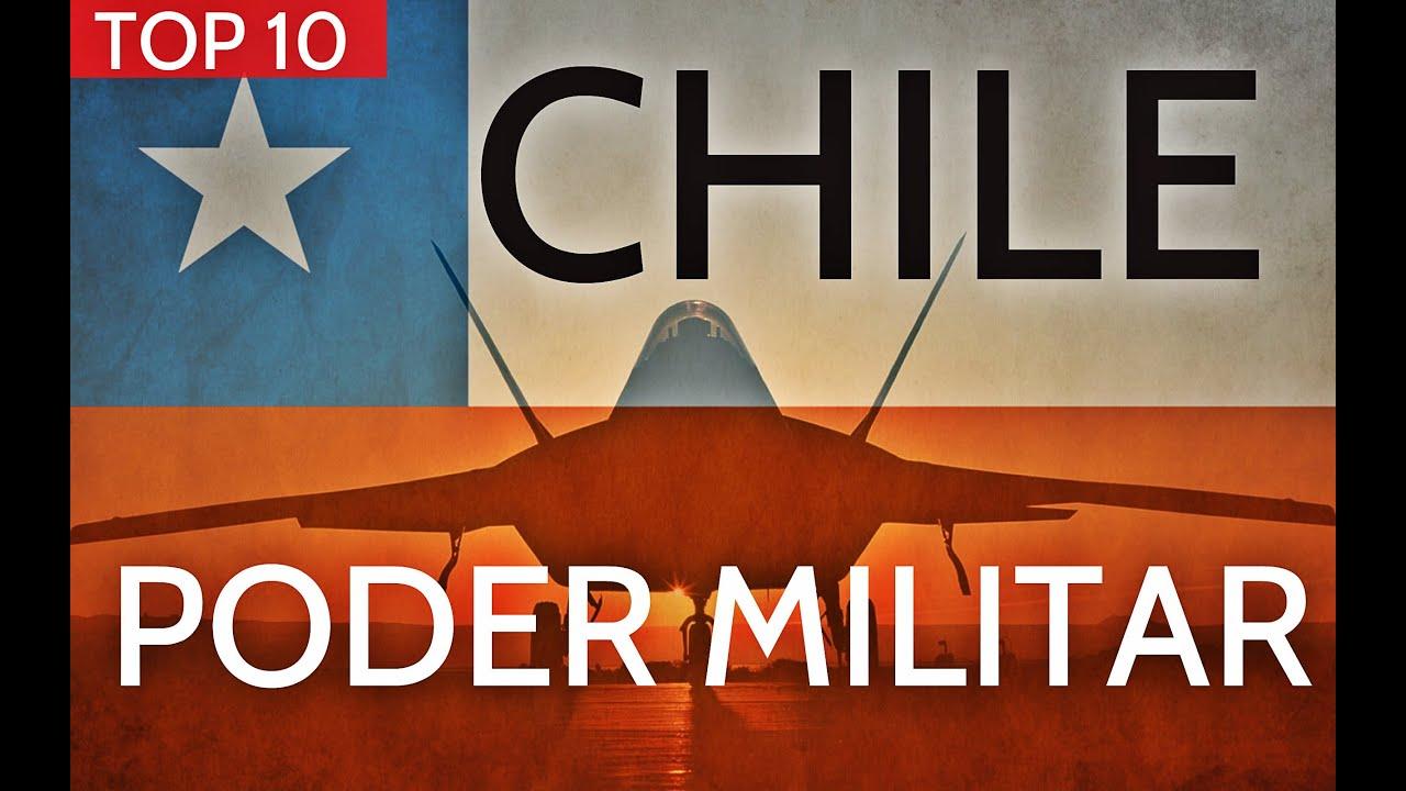 ★ TOP 10 CHILE ׀ Fuerzas Armadas de Chile ★