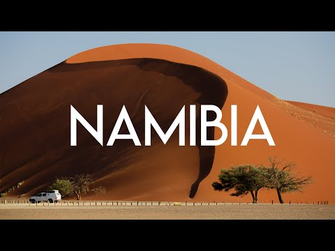 Highlights of NAMIBIA 2018 - Etosha, Sossuvlei & More