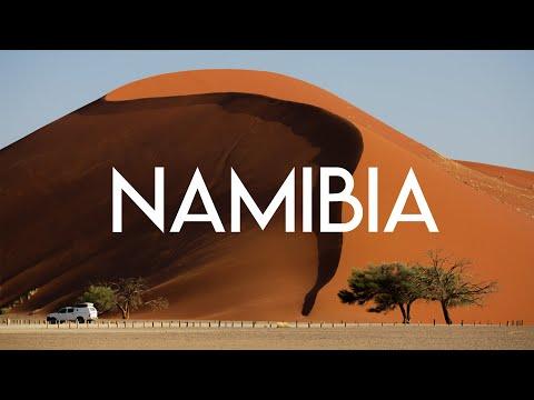 Highlights of NAMIBIA 2018 - Etosha, Sossuvlei & More