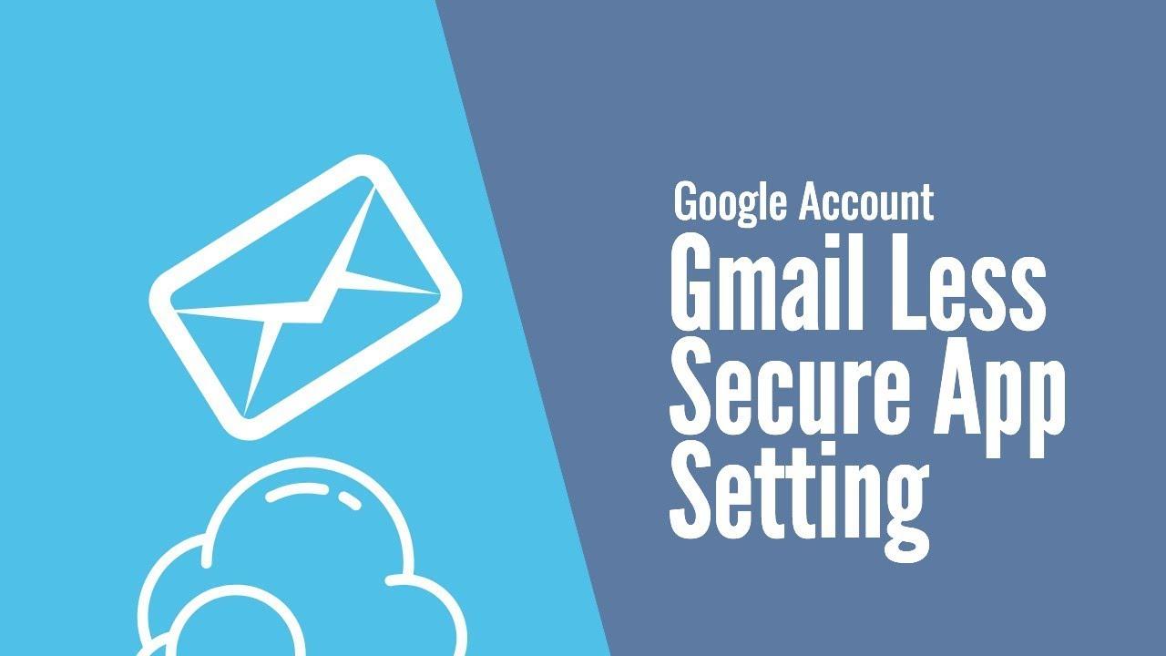Gmail server settings - CompSquare