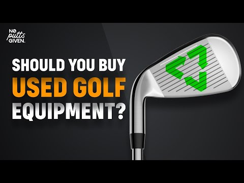 Should You Buy Used Golf Equipment? | NPG 47