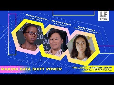 Making Data Shift Power: Bex Hong Hurwitz and Rashida Richardson