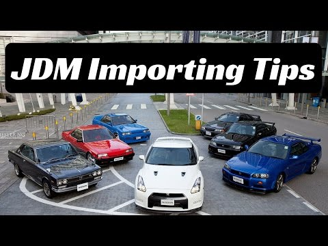 Tips On Importing Cars From Japan