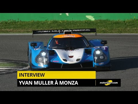Interview exclusive avec Yvan Muller