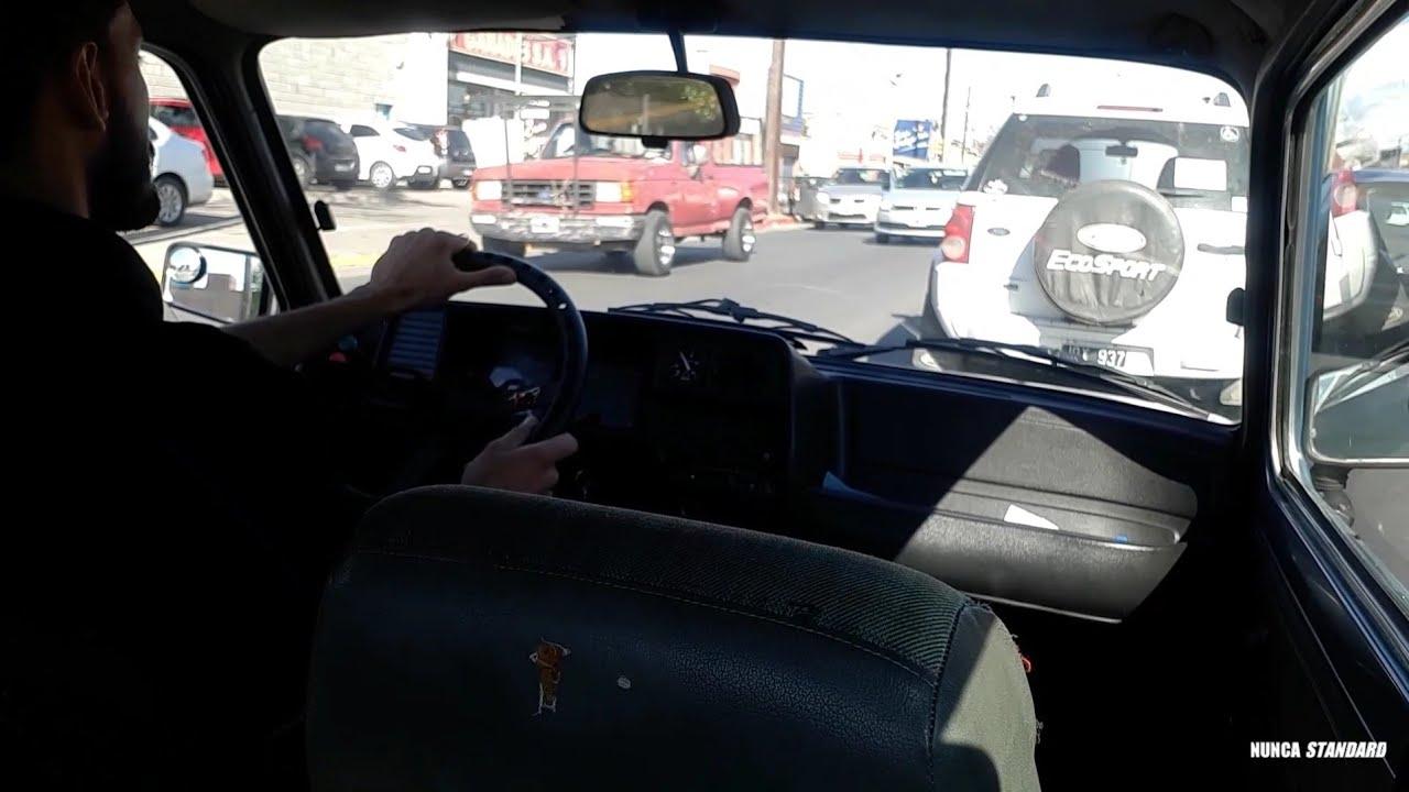 VUELTITA CALLEJERA EN EL FIAT 147 *sin cortes
