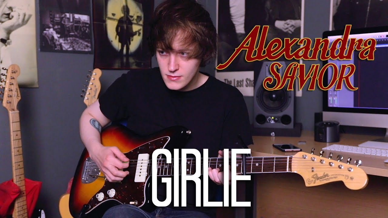 Download Girlie - Alexandra Savior Cover