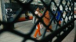Nerul Railway Station.Harbour Line Mumbai Local.Navi Mumbai.नेरुल रेलवे स्टेशन.नवी मुम्बई
