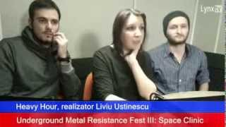 UMR Fest III: Space Clinic + Flesh Rodeo, revolte alternative/metal originale (www.RadioLYNX.ro)