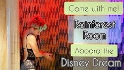 Disney Cruise Line Secrets: Rainforest Room at Senses Spa