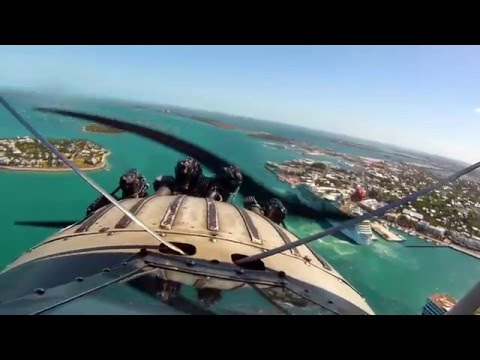 Key West Waco Biplane Ride