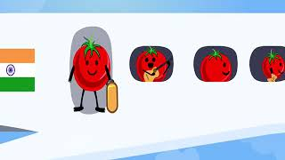 The All New Domino's - Californian Tomatoes