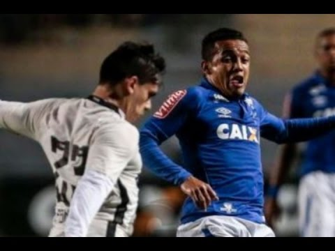 Corinthians 1 x 1 Cruzeiro, Melhores Momentos - Série A 08/08/2016