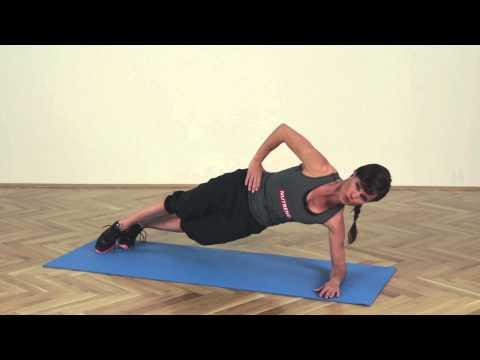 4. Zpevnění břišních svalů - NUTREND - Ve formě a krásná s o Olgou