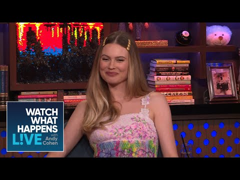 Behati Prinsloo On Maroon 5 And The Super Bowl | WWHL