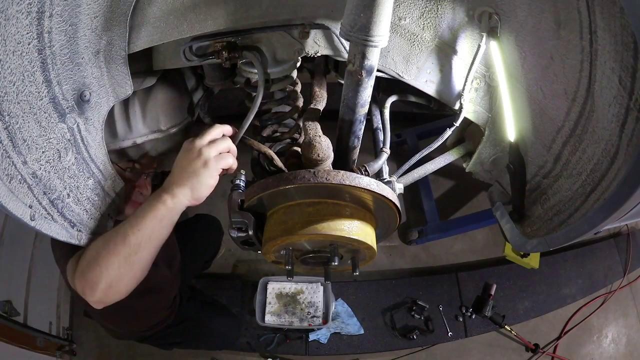2009 hyundai sonata rear brakes