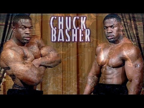 Kali Muscle Aka Chuck Basher: An Embarrassment To The Black Race