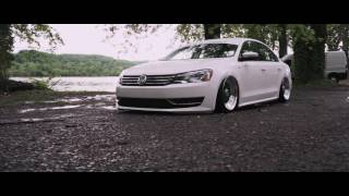 Nick's Bagged Passat