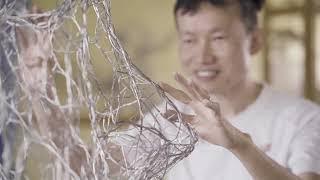 3D Artist in Studio - Victor Tan