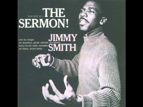 The Sermon - Jimmy Smith (Rudy Van Gelder)