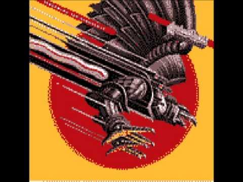 Judas Priest The Hellion  Electric Eye 8 bit
