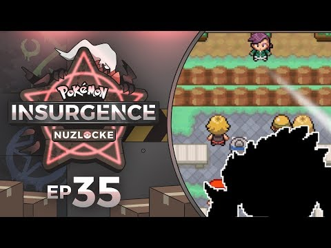 GET IN LINE! CORRUPTION! Pokemon Insurgence Nuzlocke Let's Play |  Episode 35