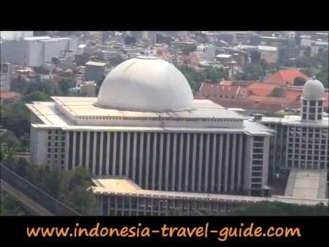 JAKARTA TRAVEL GUIDE -  Indonesia Travel Guide -  Istiqlal Mosque
