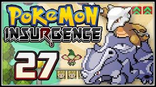Pokémon Insurgence - Episode 27 | Pokémon Racing!