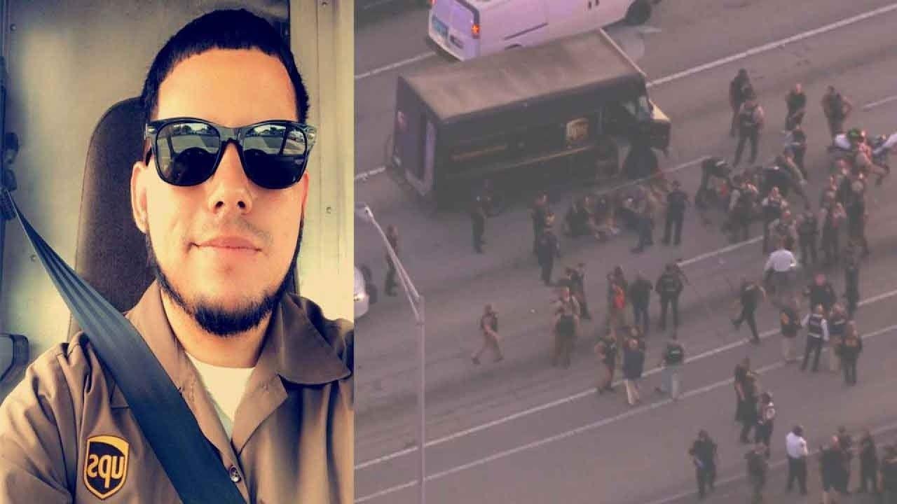 UPS truck police chase: Frank Ordonez, killed after being taken ...