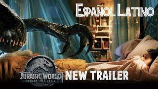 Jurassic world fallen kingdom pelicula completa en español latino