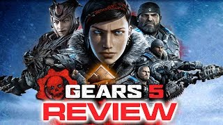 Gears 5 Ultimate Review | GOTY | Xbox One X | Xbox Game Studios | PC Steam